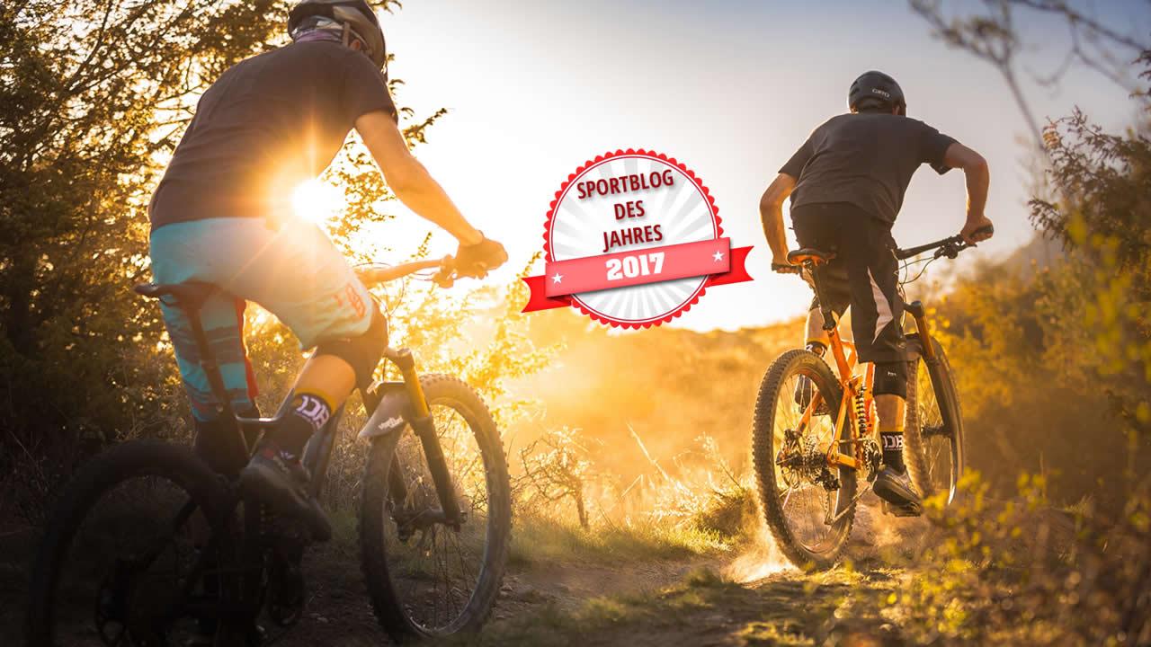 Sportblog des Jahres 2017: genussbiken.de ausgezeichnet