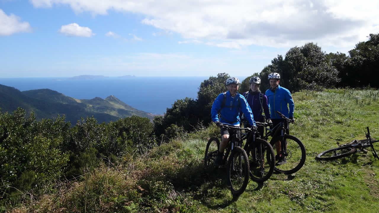 Madeira NO: Bike-Perle im Atlantik