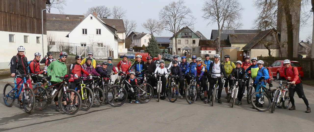 Start in die Bike-Saison: Anbiken 2016