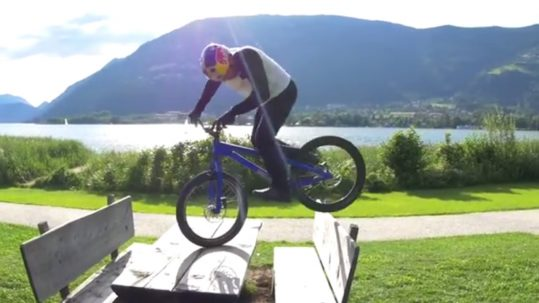 Danny MacAskill: Drop and Roll Tour auf dem Alpe Adria Trail