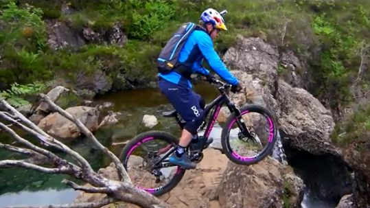 Danny Macaskill +++ The Ridge