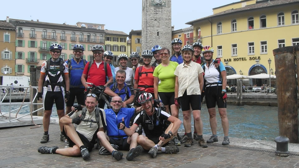 Alpencross ViaClaudiaAugusta: tendenziell bergab