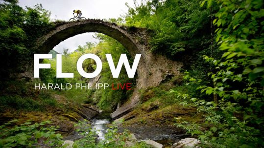 FLOW - Harald Philipps Mountainbike-Leidenschaft