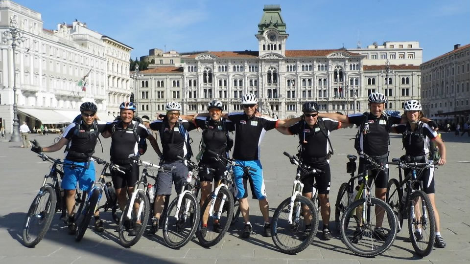 Eine tolle Mountainbike-Woche in Slowenien