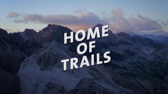 Home of Trails: Danny MacAskill und Claudio Caluori im Trail-Paradies Graubünden