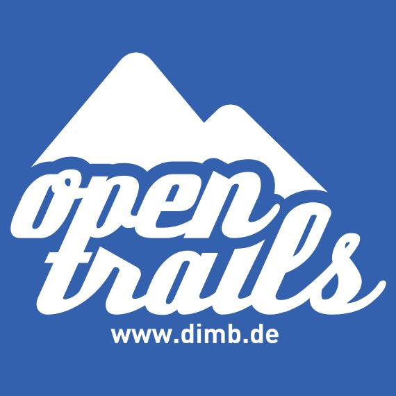 Open Trails! DIMB-Aktion für freies, natur- und sozialverträgliches Mountainbiken