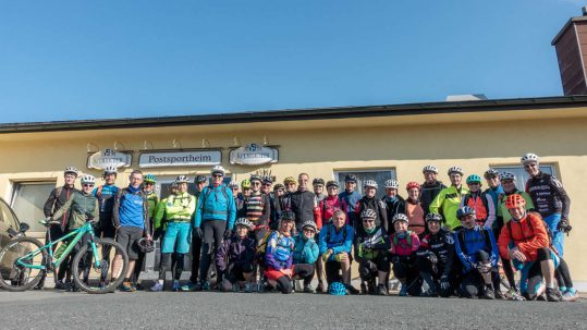 Anbiken: Start in die Mountainbike-Saison 2019