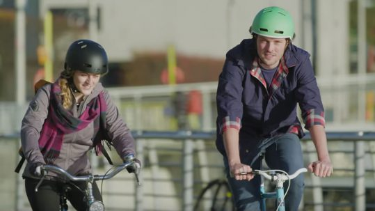 Choose Life. Choose Bike.