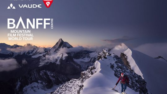Banff Centre Mountain Film Festival auf Tour