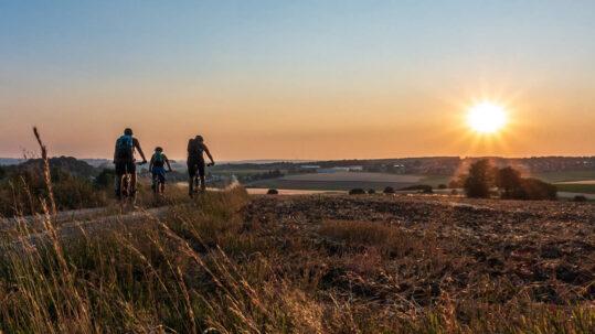 Prächtige Mountainbike-Region Hofer Land